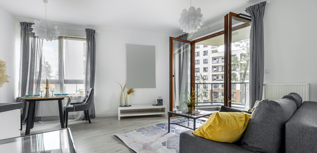 Apartment Hunters Have Higher Budgets