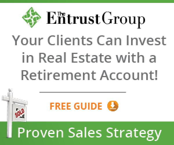 Invest in real estate with retirement