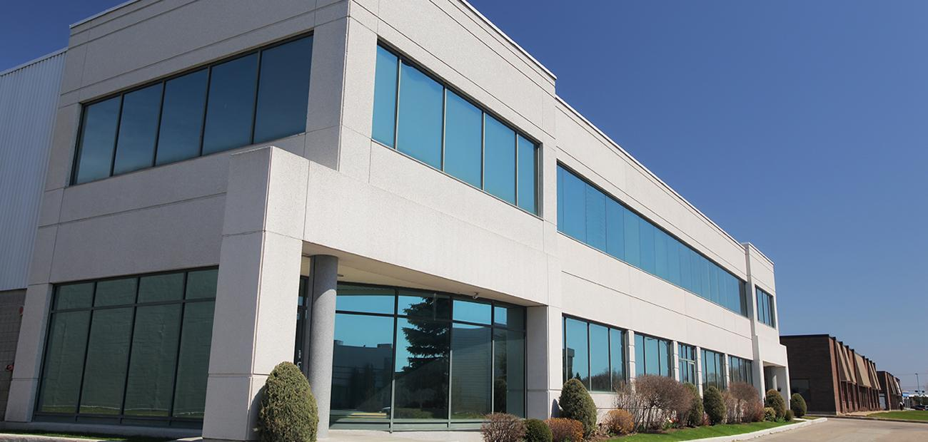Professional Offices Building Exterior