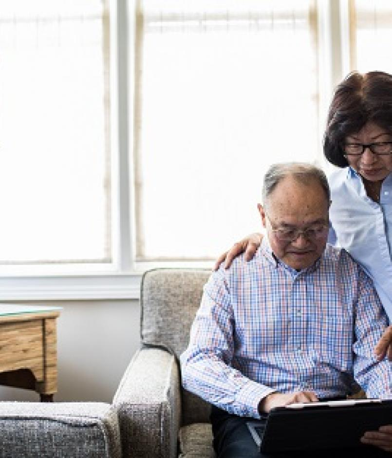 Elderly homeowners real estate scam