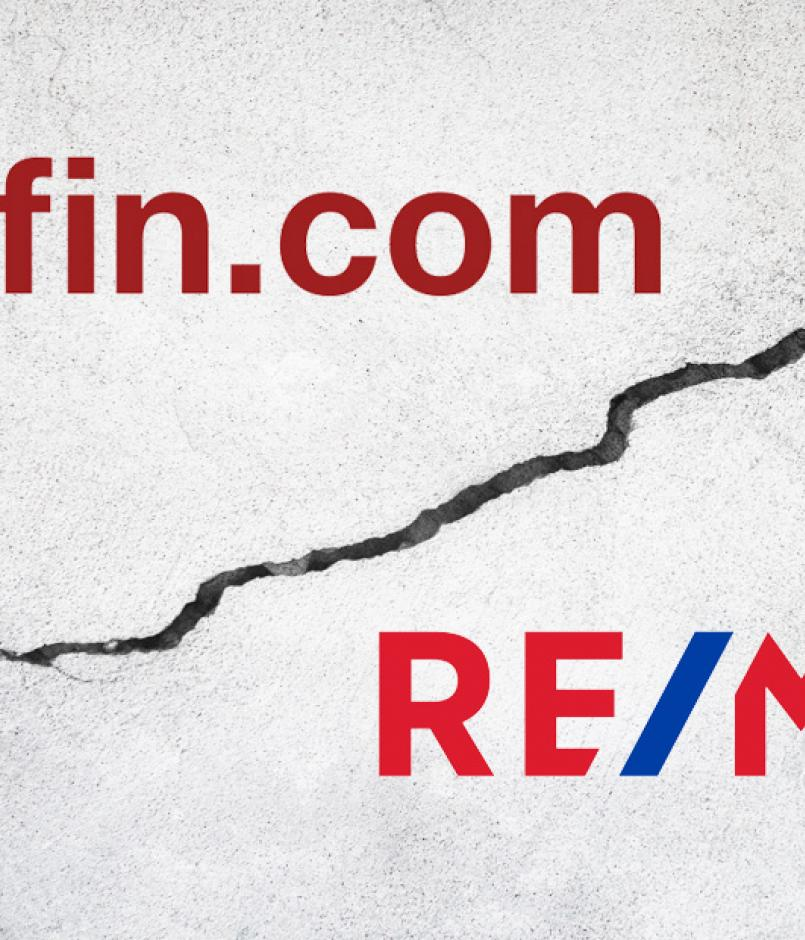 Redfin/RE/MAX split