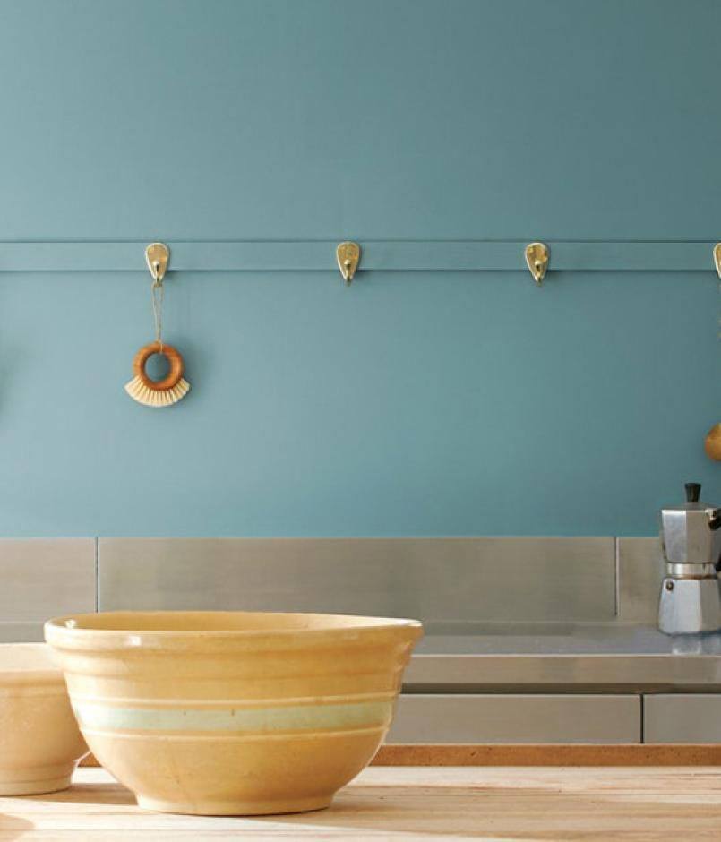 Benjamin Moore color of the year, Aegean Teal