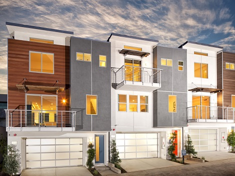 Builders betting on townhomes for young buyers