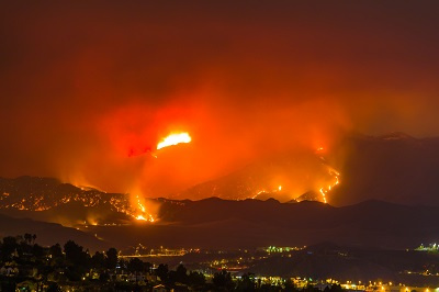 California wildfire