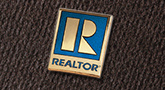 REALTOR lapel pin