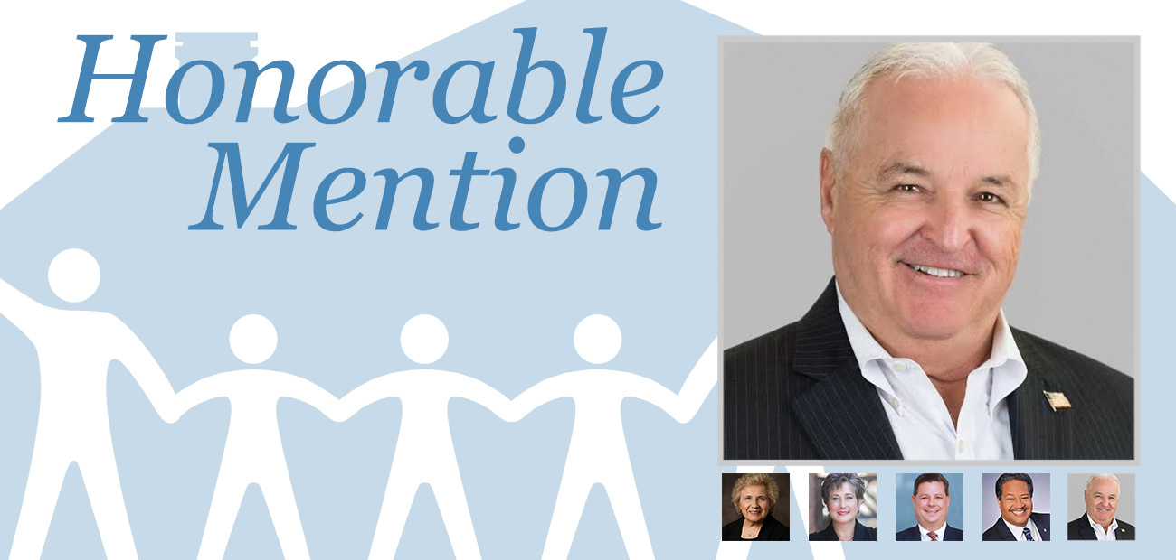 Good Neighbor Honorable Mention Jack Persin