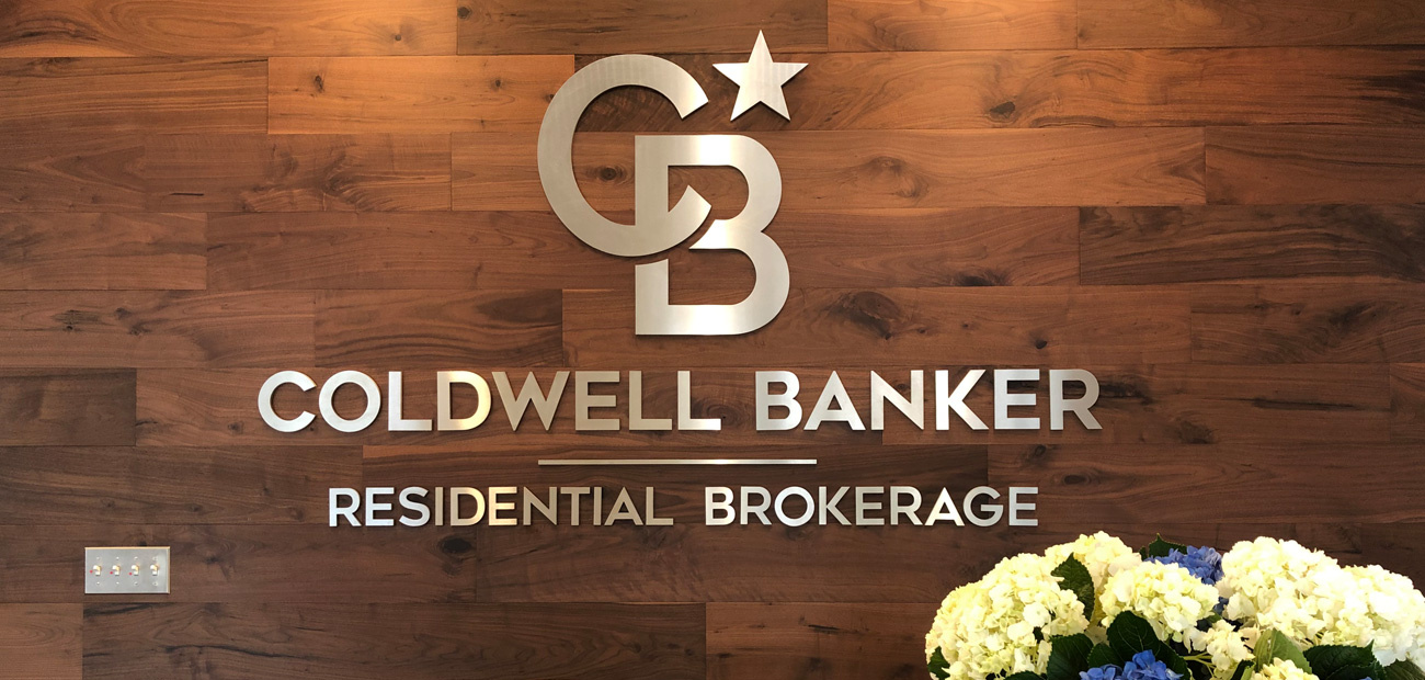 Coldwell Banker new branding
