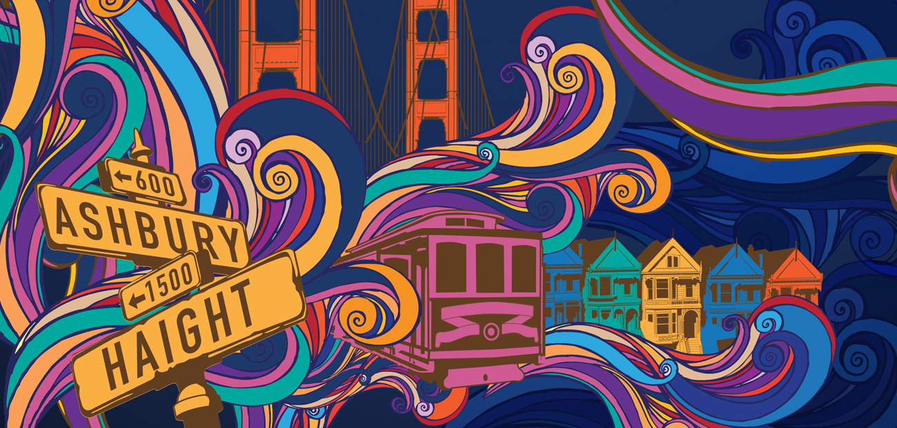 Conference theme - SF landmarks