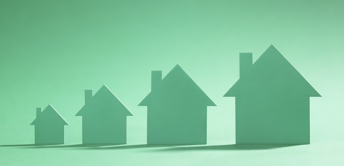 Mortgage costs concept