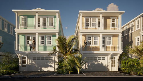 Hunters Point home rendering