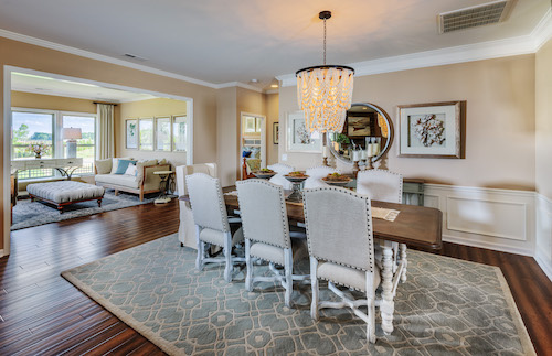 PulteGroup dining room