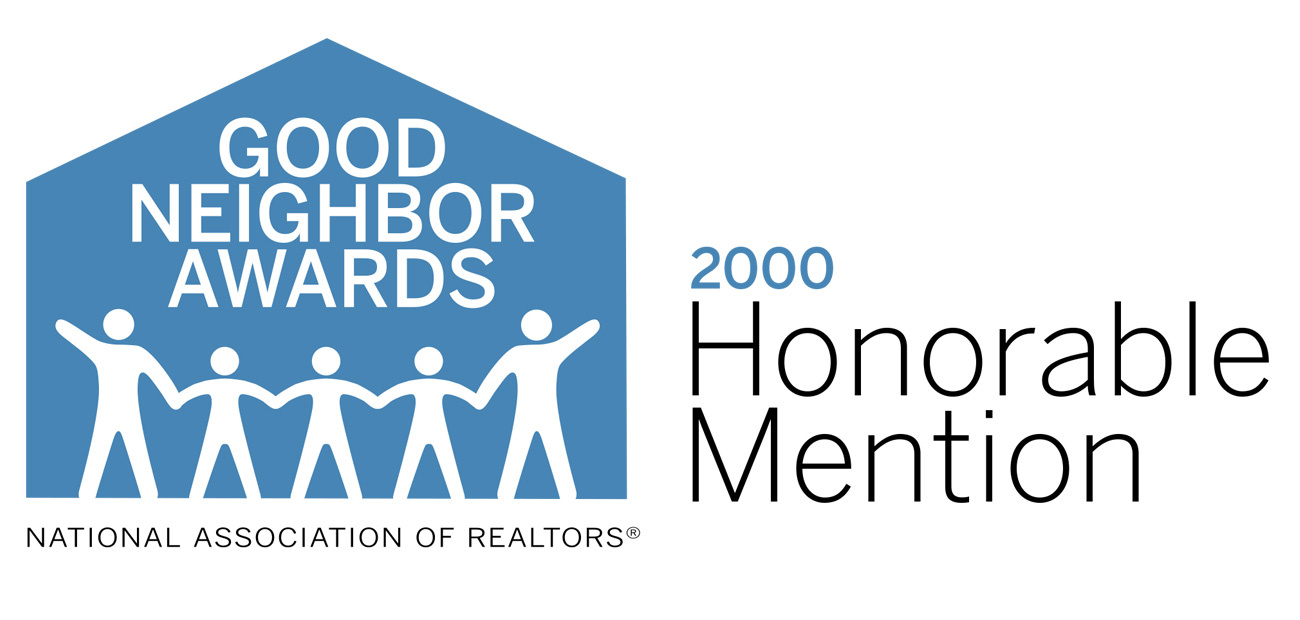 2000 Good Neighbor Award Honorable Mention