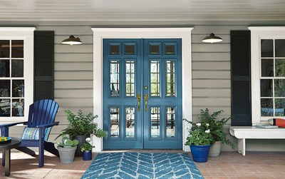 Behr - Blueprint door