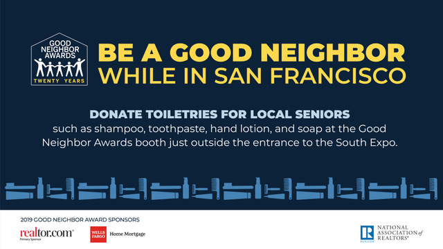 be a good neighbor in san francisco