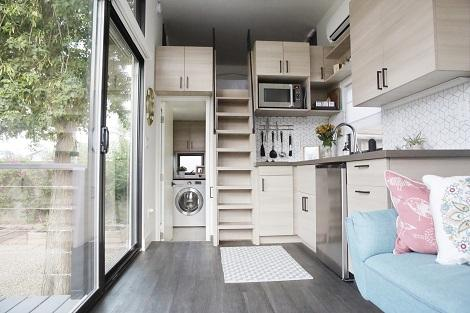 Tiny home movement practicality