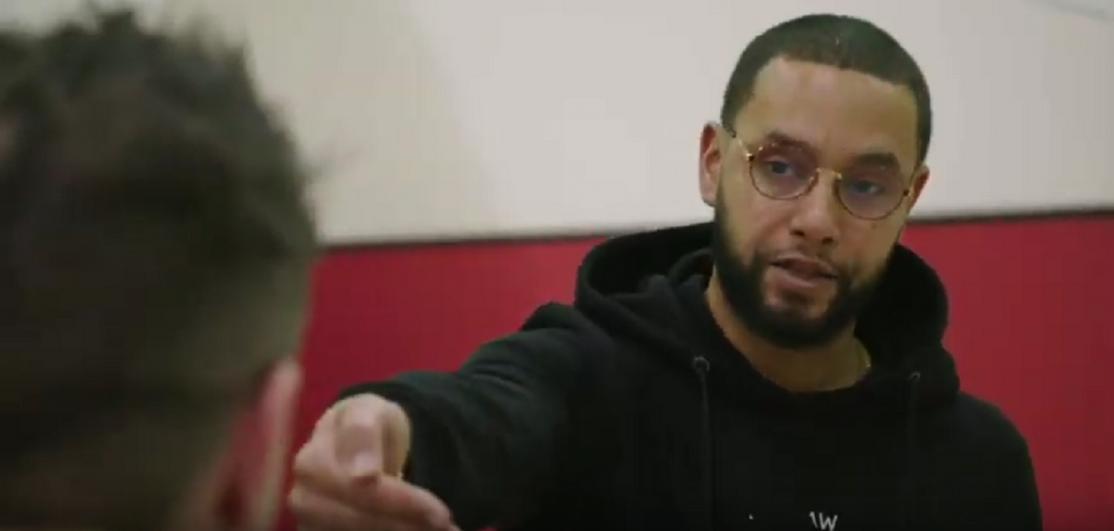 Director X works onset for NAR's consumer ad campaign