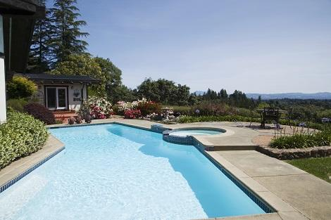 Pool pays off at resale