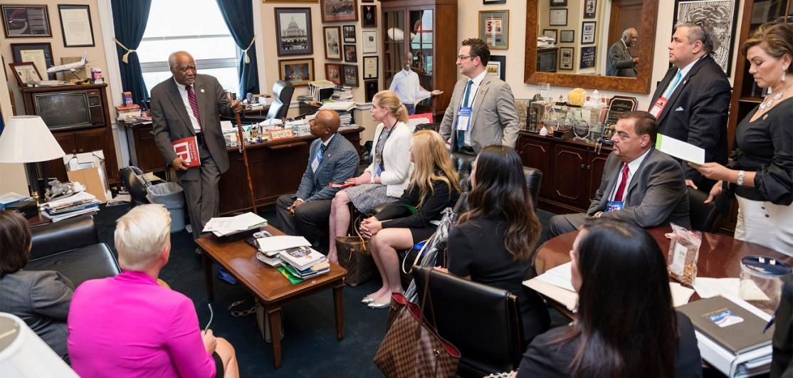 REALTORS® meet with Congressional leaders in Washington, D.C.