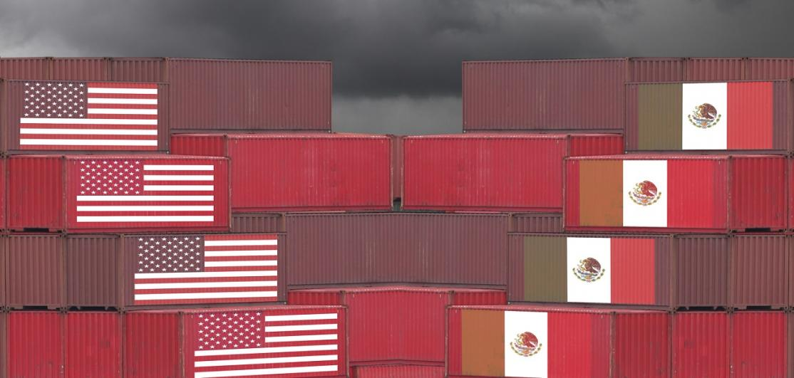 Mexico USA trade war