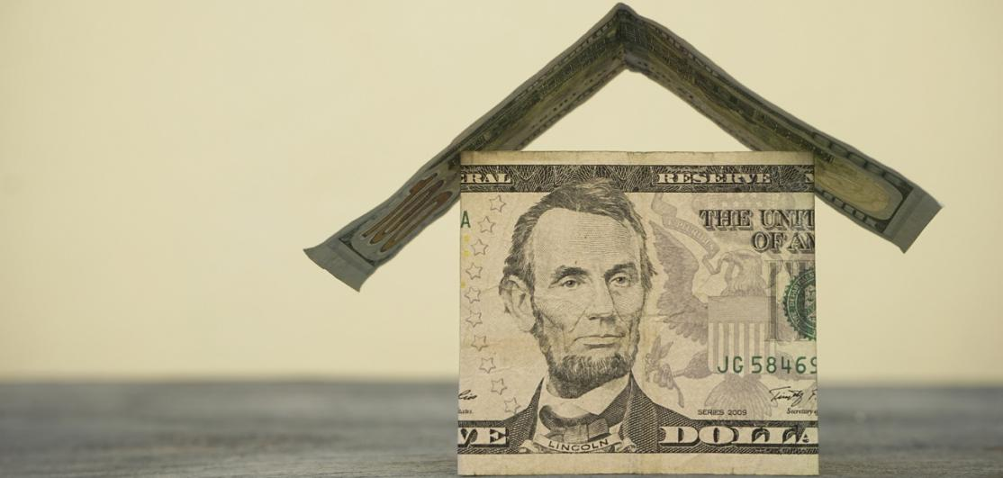 Dollar formed to be house