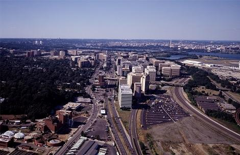 Crystal City Virginia home to HQ2