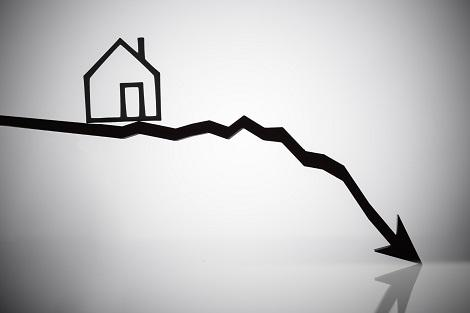 New-home market plunges