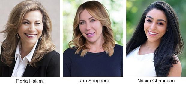 REALTORS® Lara Shepherd, 42, Floria Hakimi, 62, and Nasim Ghanadan, 29, were identified as among the victims on the plane.
