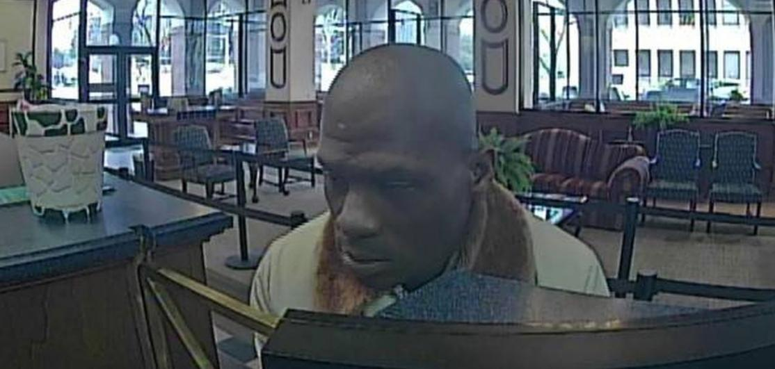 Man trying to cash check stolen from Coldwell Banker - Source: CPD Property Crimes Unit