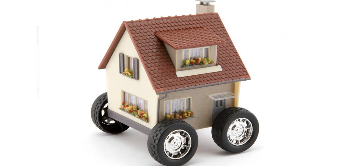 toy home on wheels