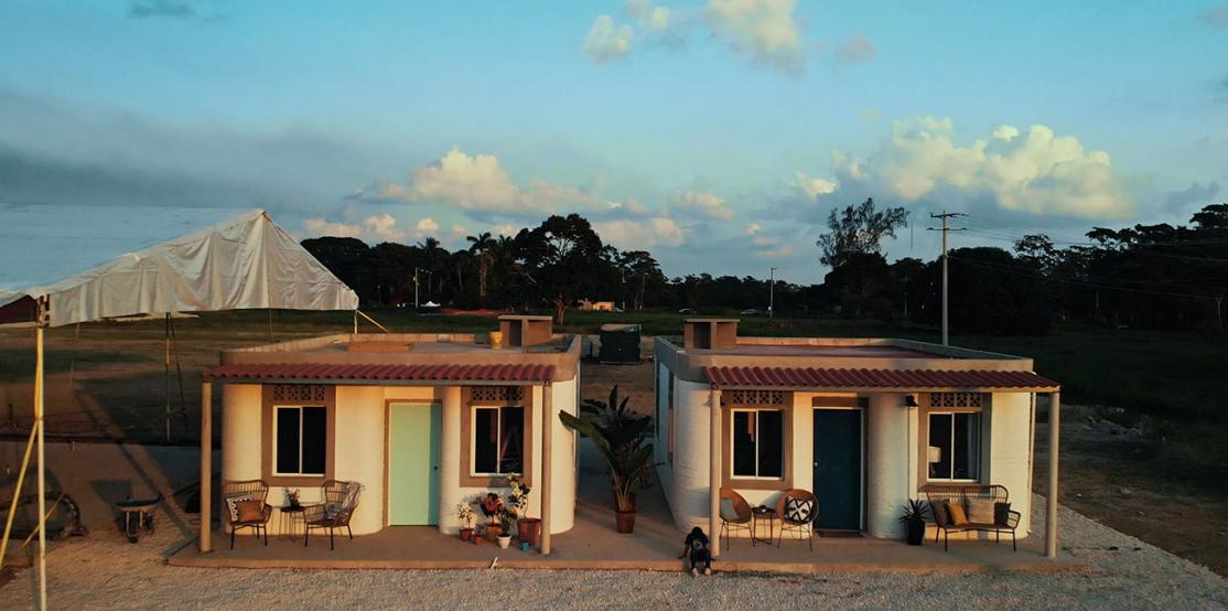 3D Printed Homes in Tabasco, Mexico