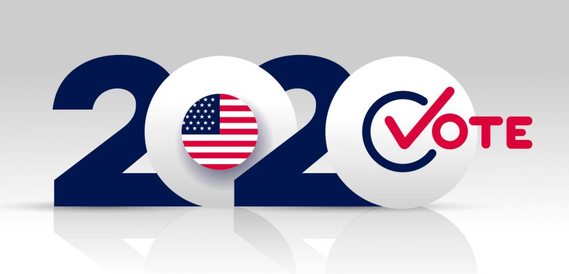 2020 Vote Graphic