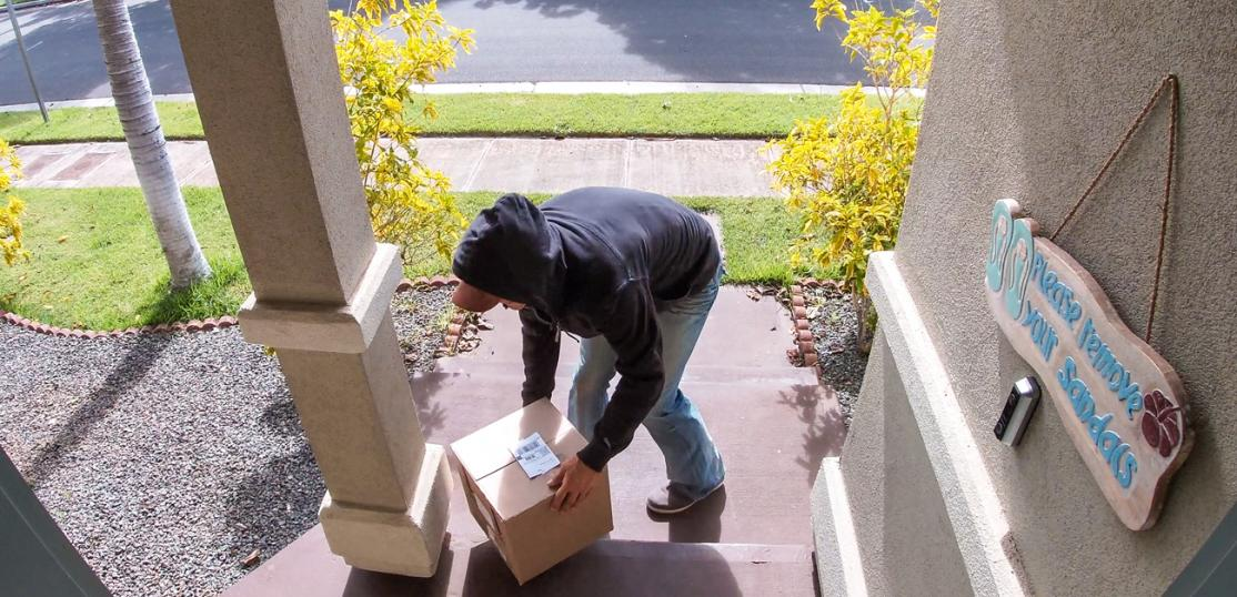 package delivery to home