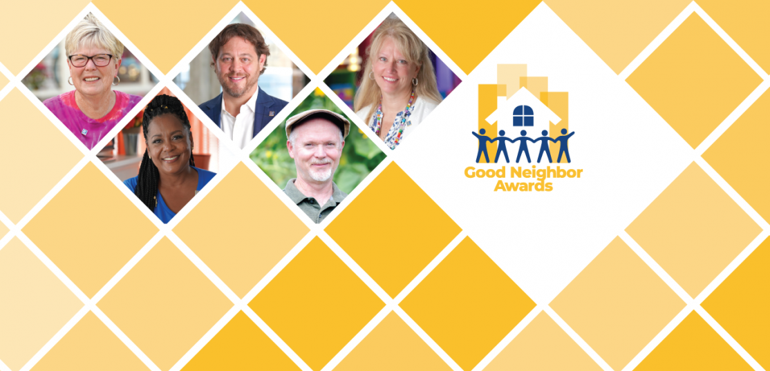2020 Good Neighbor Award Winners