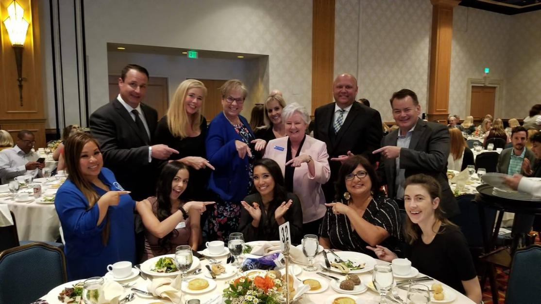 YPN member Jessica Siguenza was selected as Orange County REALTORS® 2018 Volunteer of the Year