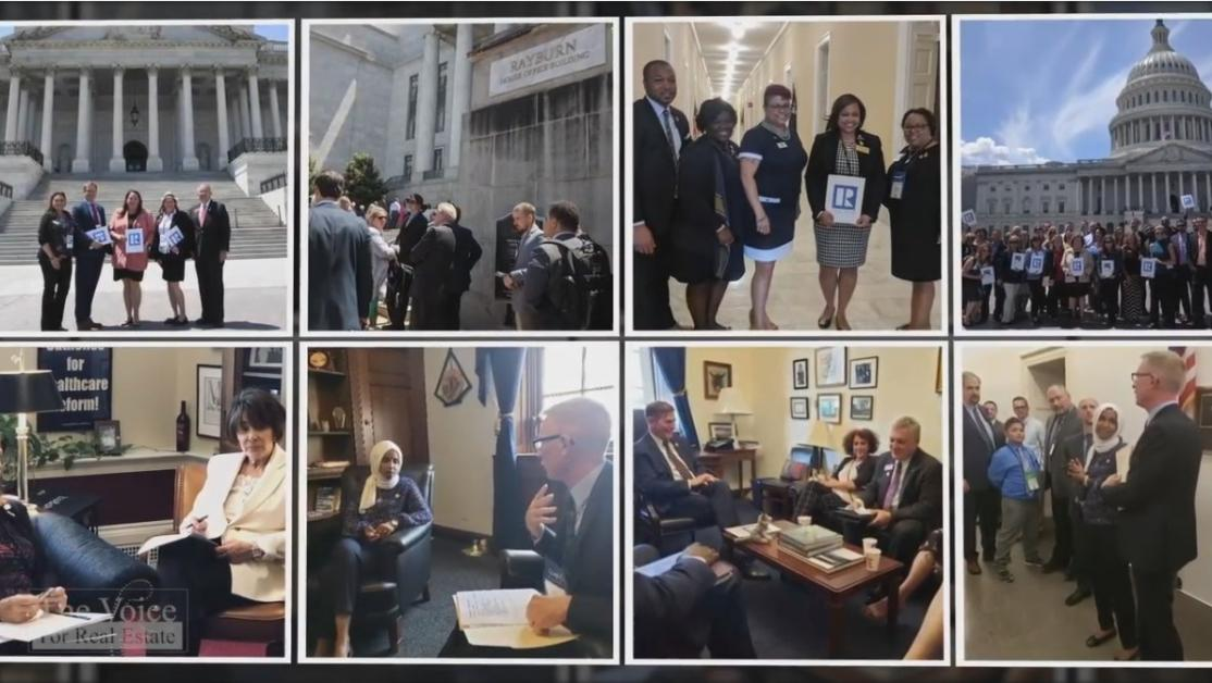 REALTORS® told Capitol Hill lawmakers about the key issues that impact our industry and our hometowns