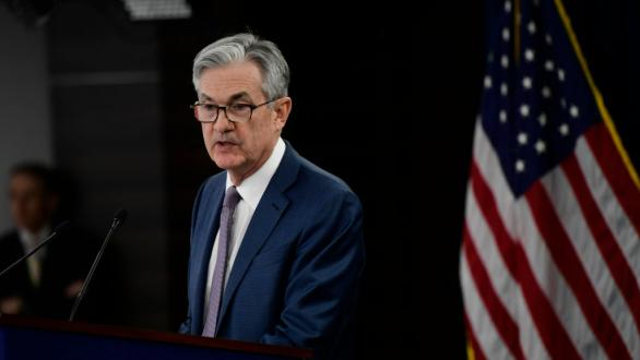 Federal Reserve Chair Jerome H. Powell