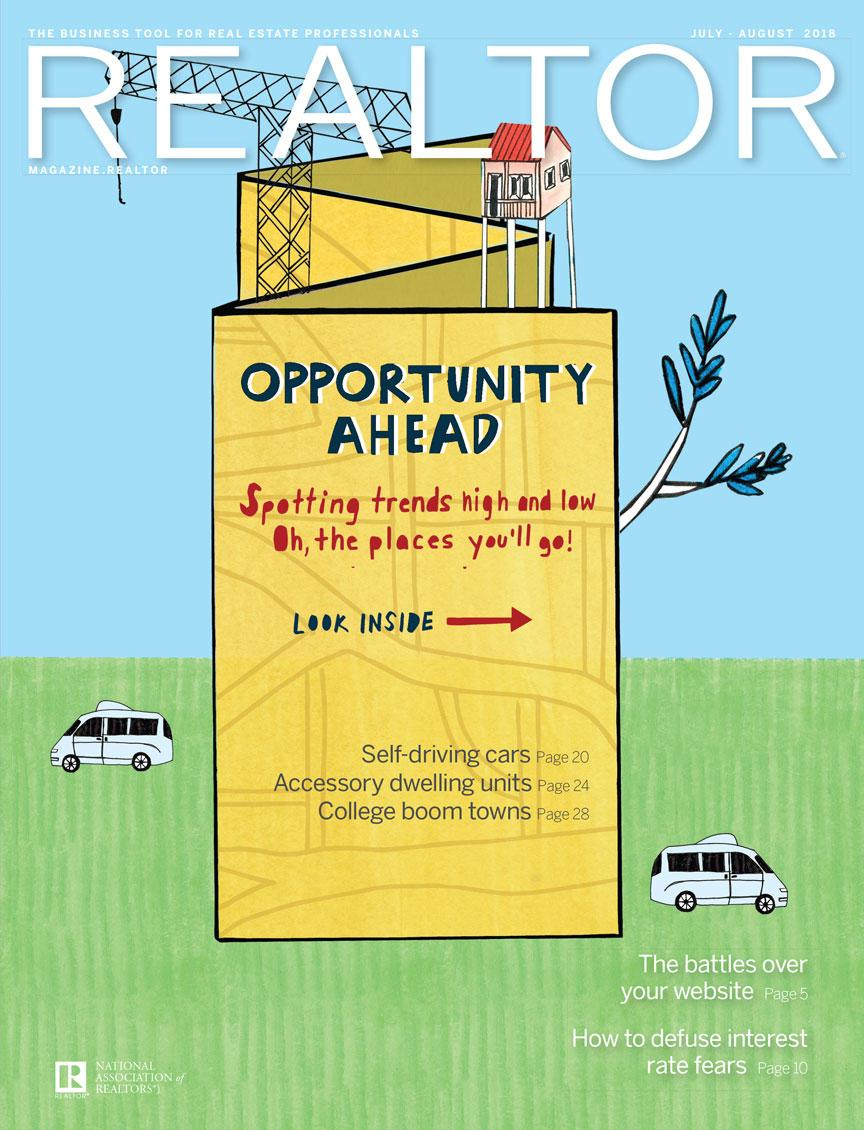 Realtor Magazine July-August 2018