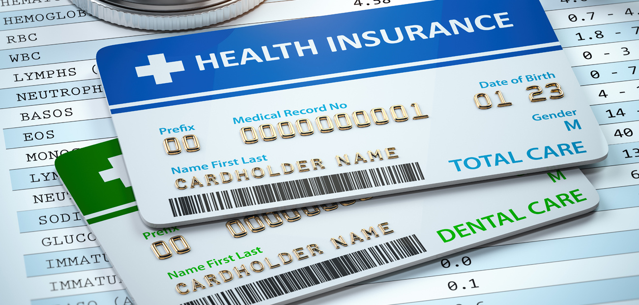 health insurance cards