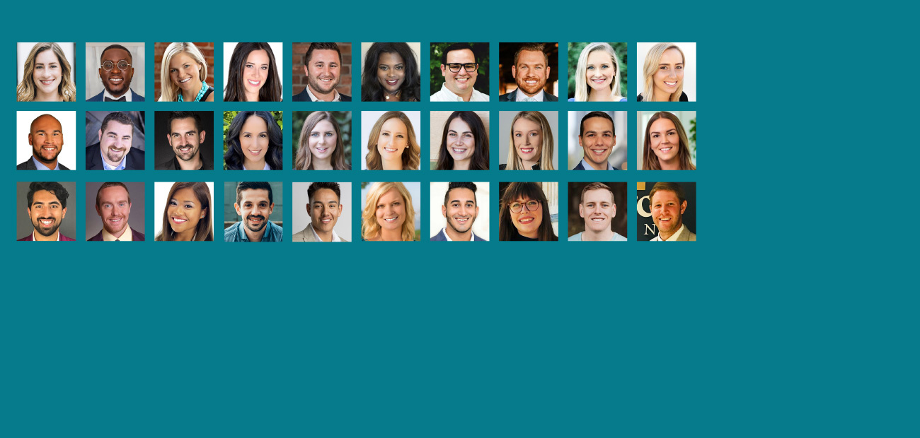 30 Under 30 2020 Honorees