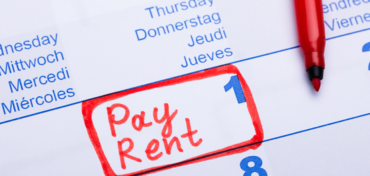 """payment due"" reminder on calendar"