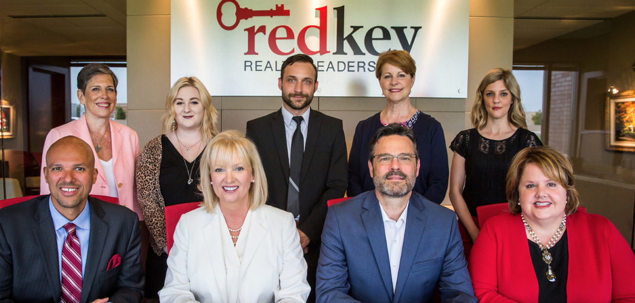 group shot at RedKey Realty Leaders