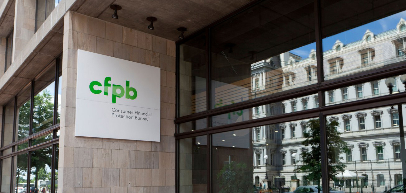Headquarters of Consumer Financial Protection Bureau