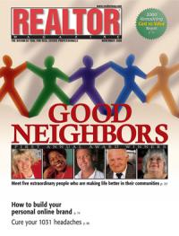 2000 Good Neighbor magazine cover