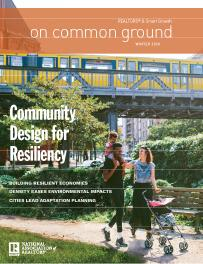 On Common Ground magazine cover