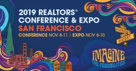 2019 realtors conference and expo graphic